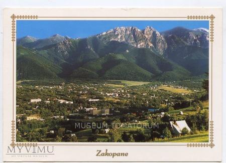 Duże zdjęcie Zakopane - Widok ogólny - 2008