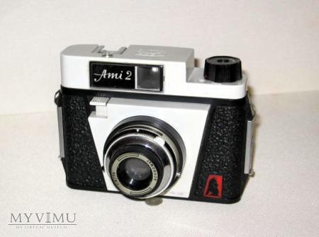 Ami 2 camera,Polski aparat foto.