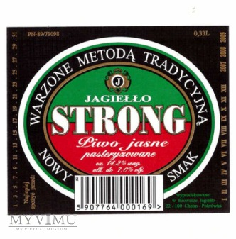 STRONG PIWO JASNE