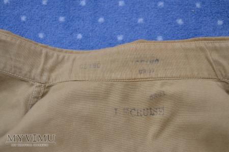 Koszula Khaki cotton shirt M1937 USMC