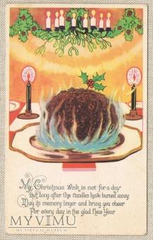 Kanadyjska kartka świąteczna