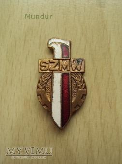 Duże zdjęcie Odznaka Socjalistyczny Związek Młodzieży Wojskowej
