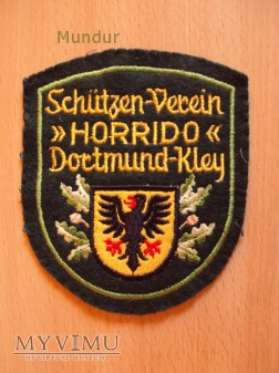 Naszywka Schützen verein