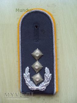 BW - oznaka stopnia - OBERST