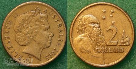 Australia, 2 dolary 2005