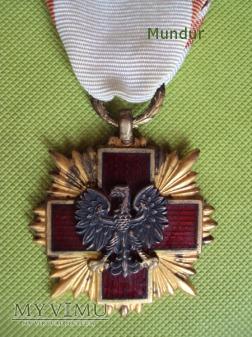 Odznaka honorowa PCK - 2 stopnia PRL