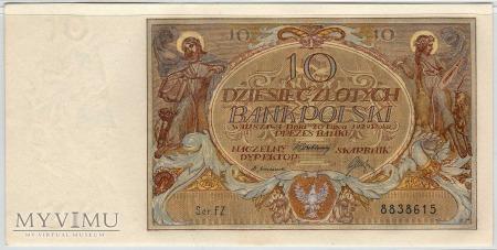 20.07.1929 - 10 Złotych