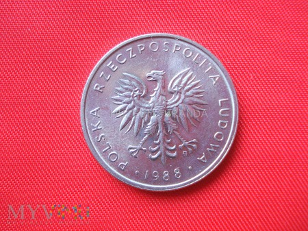 10 złotych 1988 rok