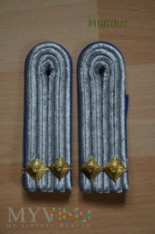 Oznaki stopnia Leutnant Transportpolizei