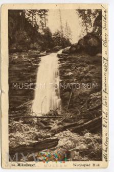 Mikuliczyn - Wodospad Huk - 1929