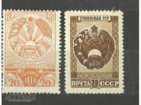 Uzbecka SRR