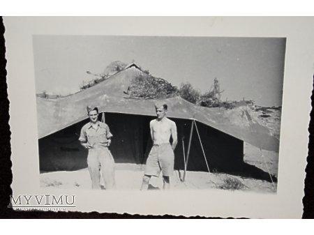 Zdjęcie żołnierzy niemieckich.