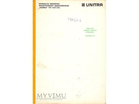 Instrukcja radia MONIKA