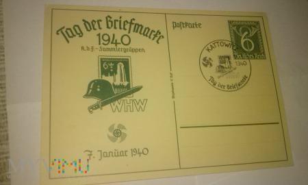 KWHW 108 Tag der Briefmarke 1940