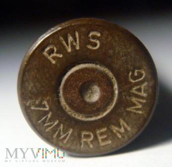 Łuska 7mm REM MAG RWS