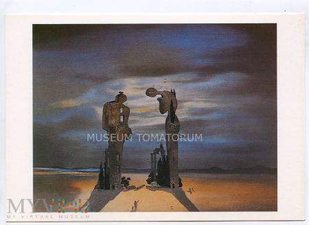 """Duże zdjęcie Dali - Reminiscencja obrazu """"Anioł Pański"""" (1935)"""