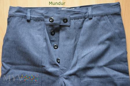 Ubranie robocze wzór 610/MON - spodnie