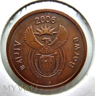 5 centów 2006 r. Afryka Południowa