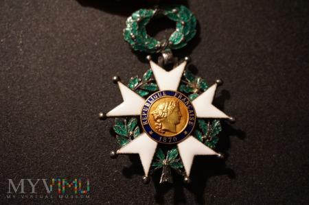 Order - Legia Honorowa - Krzyż Kawalerski