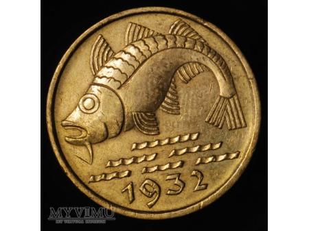 10 fenigow 1932 - dorsz
