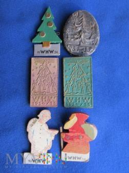 Weihnachtsmotive-motywy bożonarodzeniowe