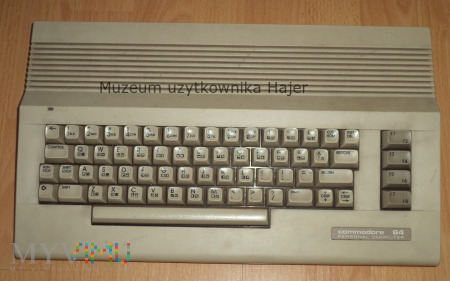 Komputer CommodoreC 64 C