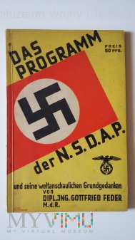 Das Program der N.S.D.A.P.
