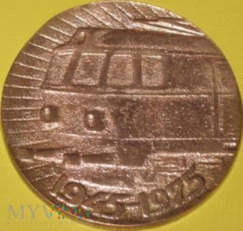 Medal XXX lat Pafawagu