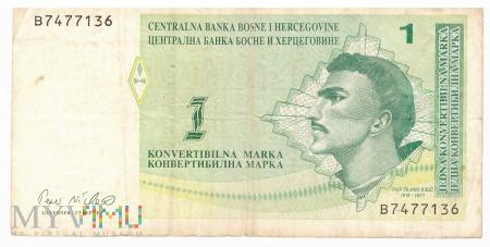 Bośnia i Hercegowina - 1 marka (1998)