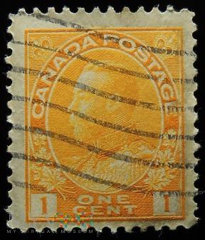 Kanada 1c Jerzy V
