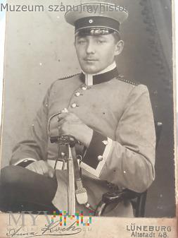 Pruski żołnierz 1908 rok