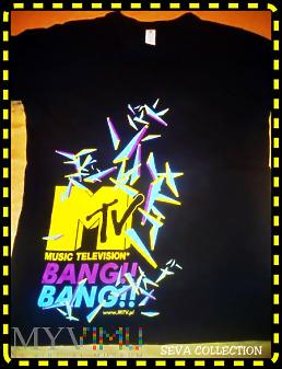 Duże zdjęcie KOSZULKA MTV