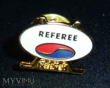 Sędzia hokeja na lodzie - Korea Południowa