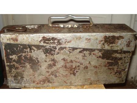 Duże zdjęcie skrzynka na amunicje do MG nr1