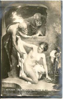 Dupuis - Zuzanna w kąpieli