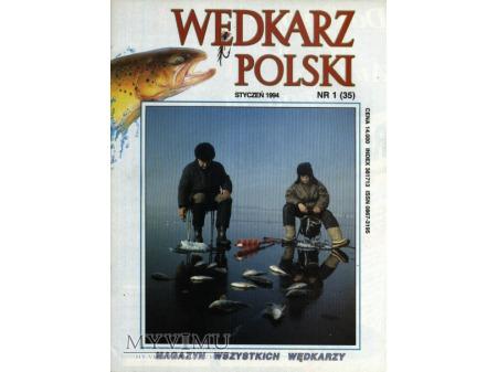 Wędkarz Polski 1-6'1994 (35-40)