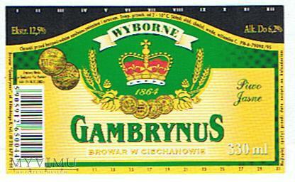 wyborne gambrynus