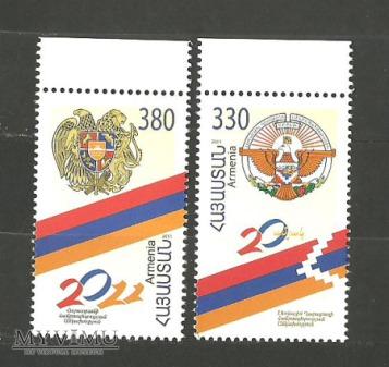 Armenia i Karabach.