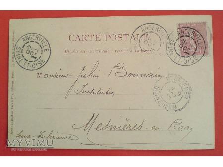 1903 Maria Leszczyńska Królowa Francji