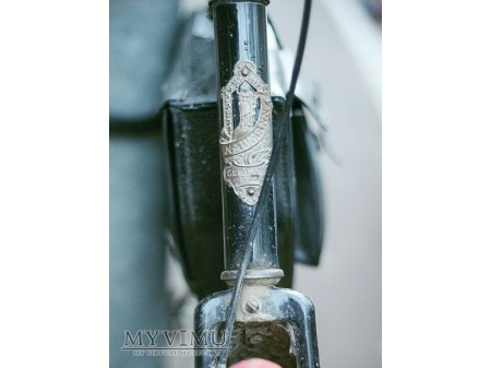 EMBLEMAT rowerowy - GERMANIA