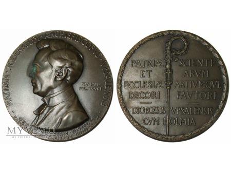Nathan Söderblom medal brązowy 1926