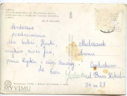 Rabka 1967 - Muzeum Regionalne