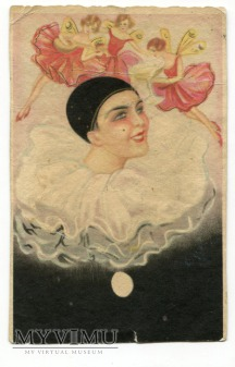 Duże zdjęcie Sofia Chiostri Elfy i pierrot niech żyje bal