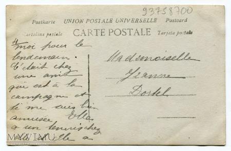 Sarah Bernhardt c. 1910 Aktorka SW WS ?