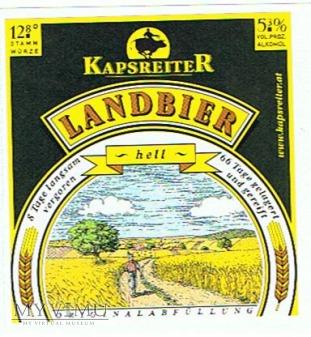 kapreiter landbier hell