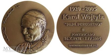 Jan Paweł II medal brązowy 2005