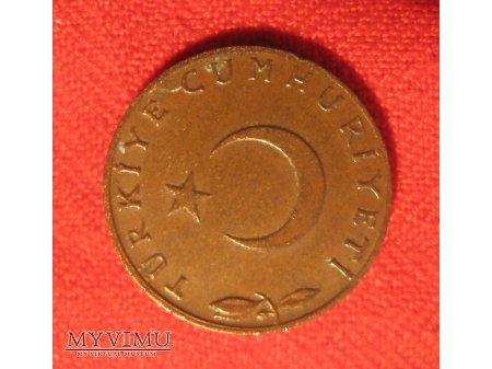 5 KURUS - Turcja (1965)