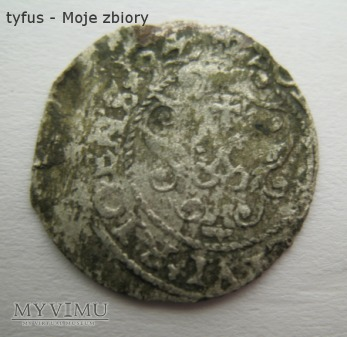 SZELĄG RYSKI Zygmunt III Waza (1593 ?)
