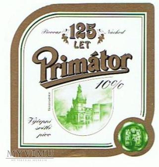 primátor 125 let