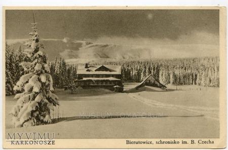 Karkonosze - schr. Bronka Czecha, lata 40-te XX w.